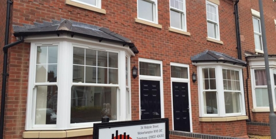 New Build Semi Detached Wolverhampton